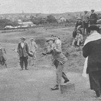 1921-Alan Graham, Amateur Championship, Hoylake