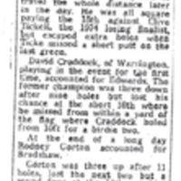 1977-Matchplay Championship