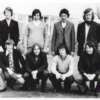 1973-Boys team at the Four Counties