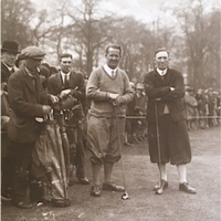 1929- English Amateur Championship final