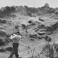 1937-Charles Timmis at Saunton