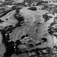 Prestbury G.C. aerial photo